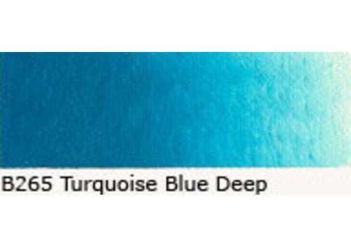 Oud Holland Scheveningen olieverf 40ml turquoise blue deep