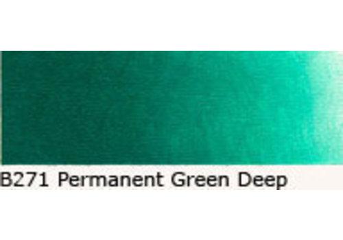 Oud Holland Scheveningen olieverf 40ml permanent green deep
