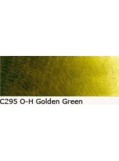 Oud Holland Scheveningen olieverf 40ml old holland golden green C295