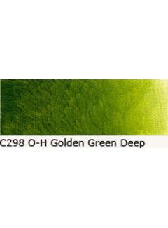 Oud Holland Scheveningen olieverf 40ml old holl.golden green deep C298