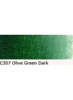 Oud Holland Scheveningen olieverf 40ml olive green dark C307