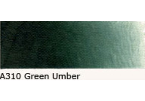 Oud Holland Scheveningen olieverf 40ml green umber
