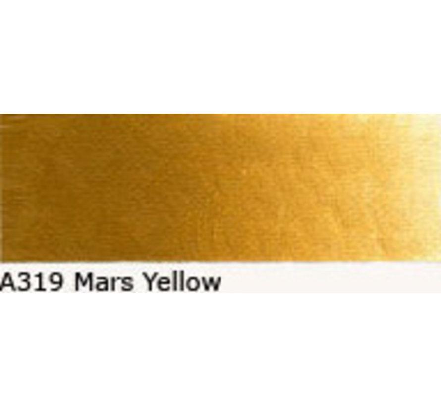 Scheveningen olieverf 40ml mars yellow A319