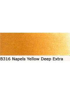 Oud Holland Scheveningen olieverf 40ml naples yellow deep extra B316