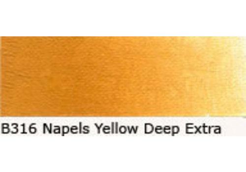 Oud Holland Scheveningen olieverf 40ml naples yellow deep extra