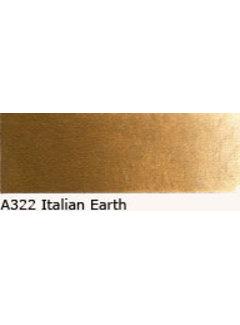 Oud Holland Scheveningen olieverf 40ml italian earth A322
