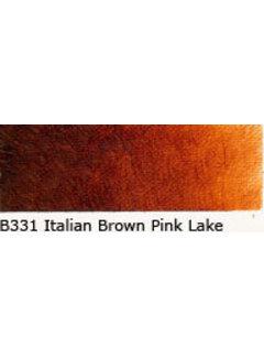 Oud Holland Scheveningen olieverf 40ml italian brown pink lake B331