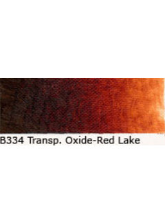 Oud Holland Scheveningen olieverf 40ml transp. oxide-red lake B334