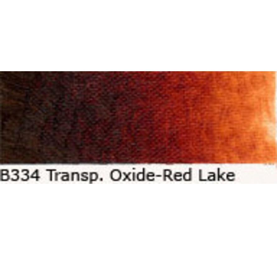 Scheveningen olieverf 40ml transp. oxide-red lake B334