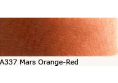 Oud Holland Scheveningen olieverf 40ml mars orange-red