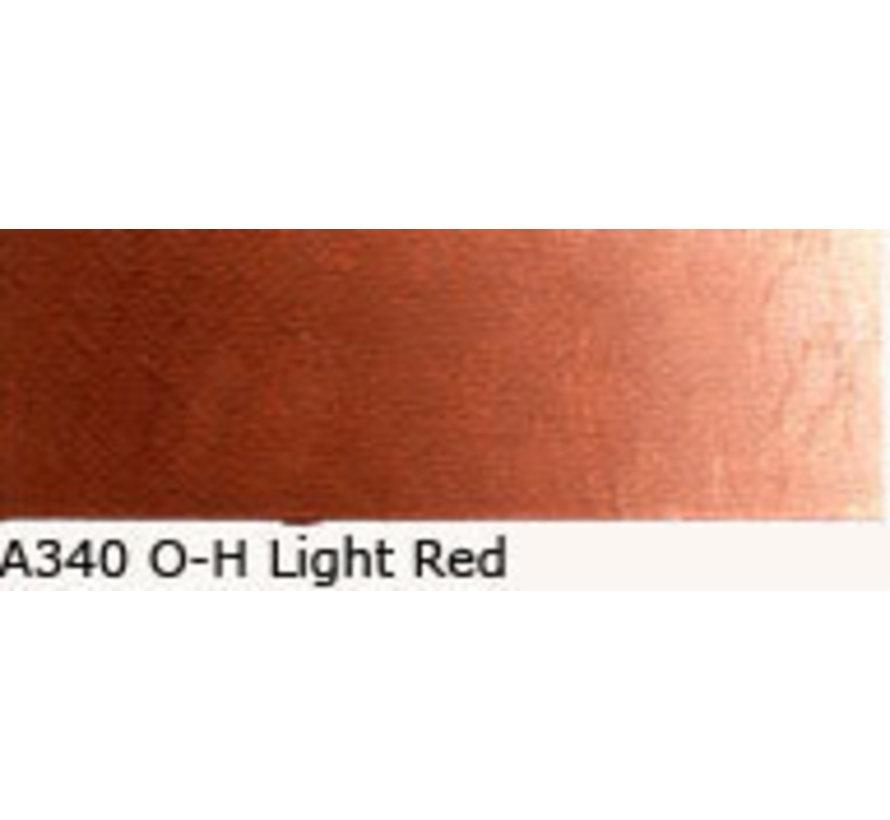 Scheveningen olieverf 40ml old holland light red A340
