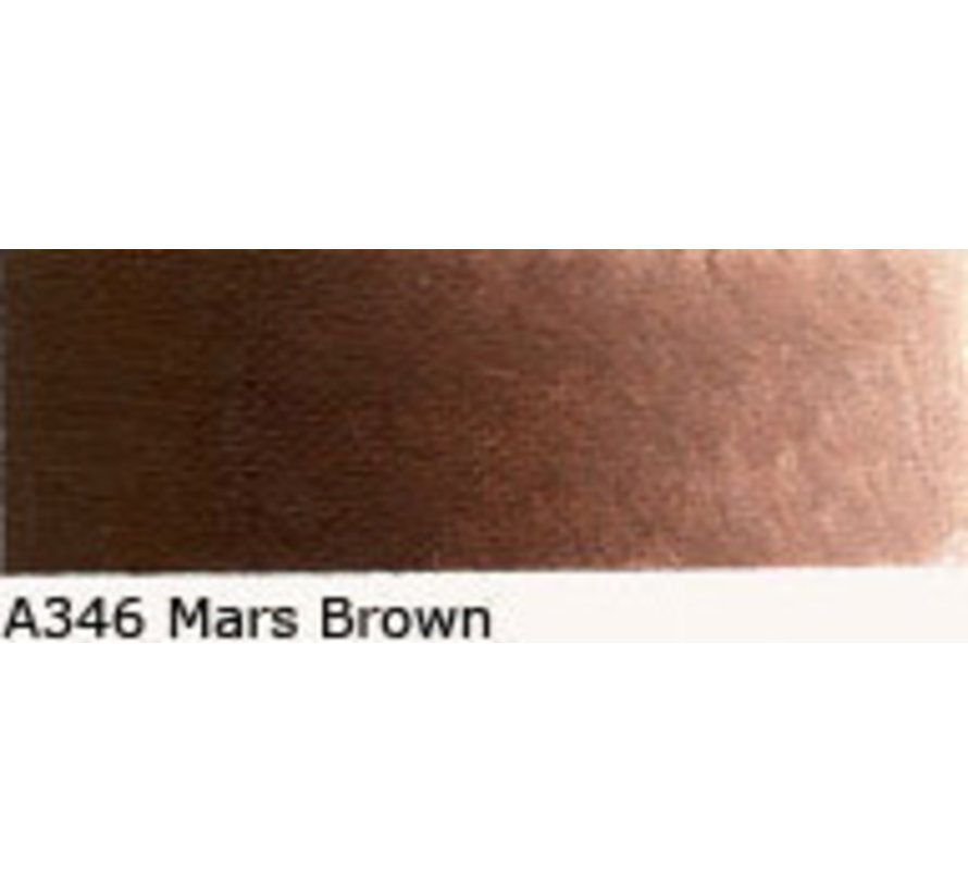 Scheveningen olieverf 40ml mars brown A346