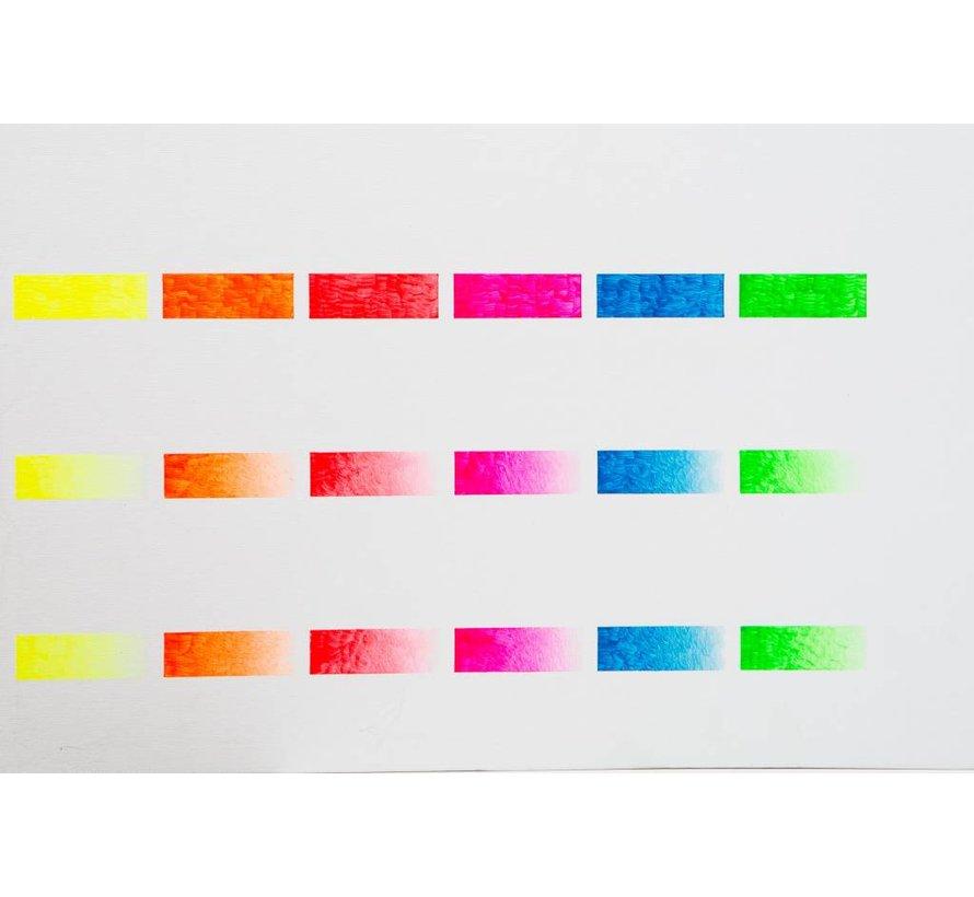 Artist acrylverf 250ml Neon Green M725