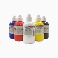 Artist acrylverf 250ml Cadmium Yellow Orange D142