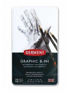 Derwent Graphic schetspotlood blik 12 hard