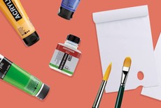 Schilderen met acrylverf voor beginners