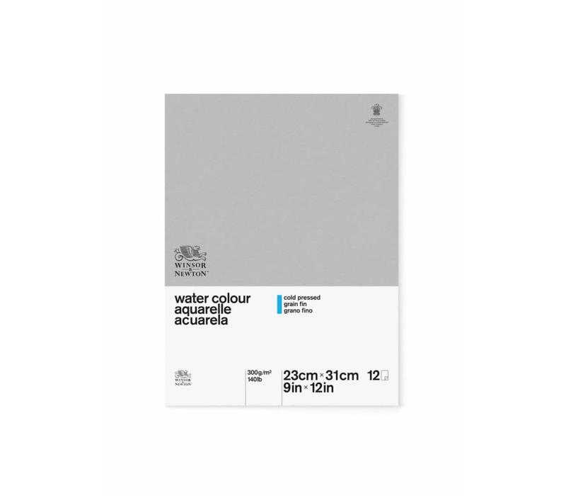 Classic Aquarelpapier 1-zijdig gelijmd 300gr 12 vel 23x31cm
