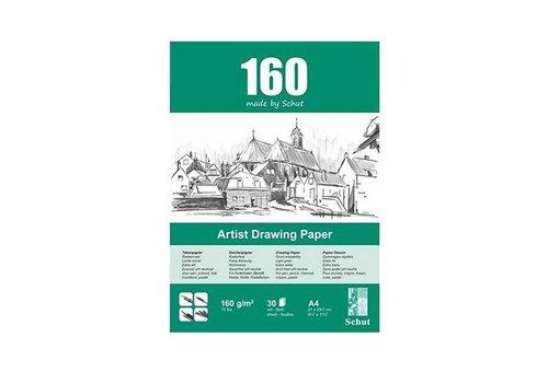 Schut Schut Artist Drawing Paper 160gr A3