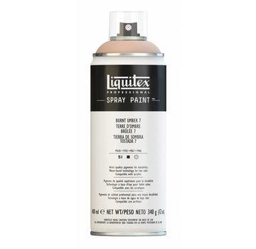 Liquitex Liquitex acrylverf spuitbus 400ml Burnt Umber 7
