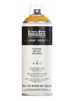 Liquitex Liquitex acrylverf spuitbus 400ml Yellow Oxide