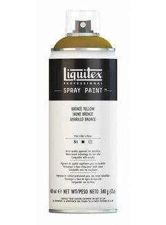 Liquitex Liquitex acrylverf spuitbus 400ml Bronze Yellow