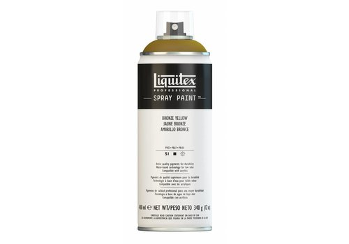 Liquitex Liquitex acrylverf spuitbus 400ml Bronze Yellow