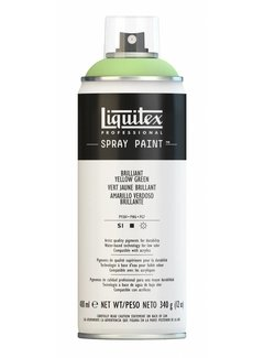 Liquitex Liquitex acrylverf spuitbus 400ml Brilliant Yellow Green