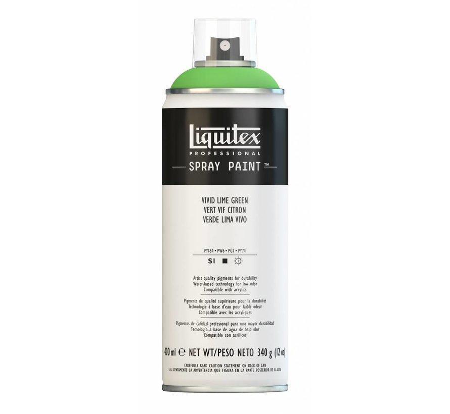 Liquitex acrylverf spuitbus 400ml Vivid Lime Green