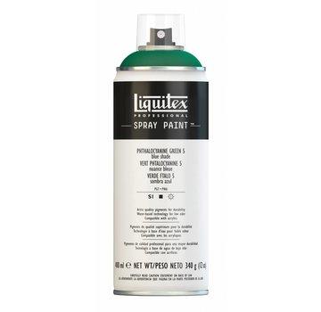 Liquitex Liquitex acrylverf spuitbus 400ml Phthalo Green 5 (Blue shade)