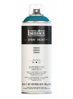 Liquitex Liquitex acrylverf spuitbus 400ml Turquoise