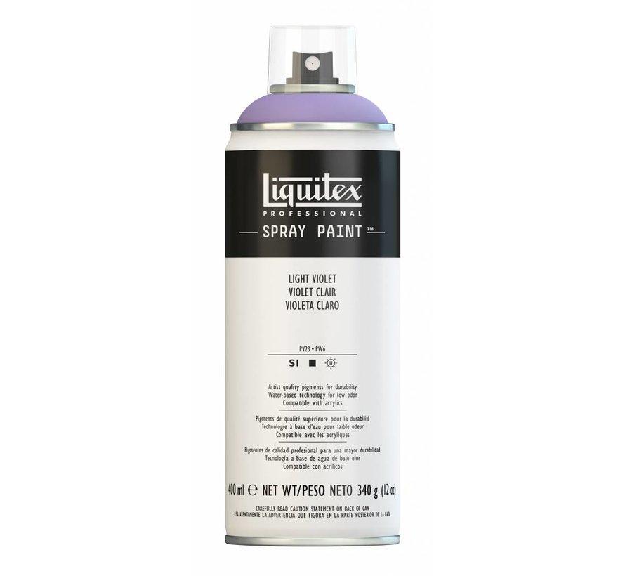 Liquitex acrylverf spuitbus 400ml Light Violet