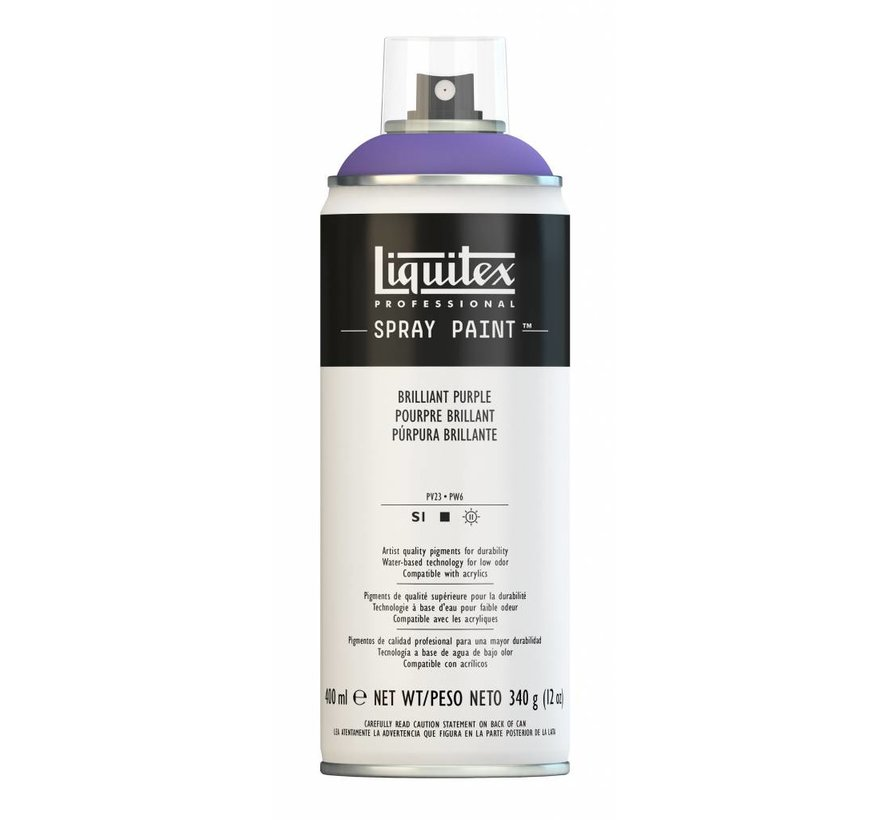 Liquitex acrylverf spuitbus 400ml Brilliant Purple