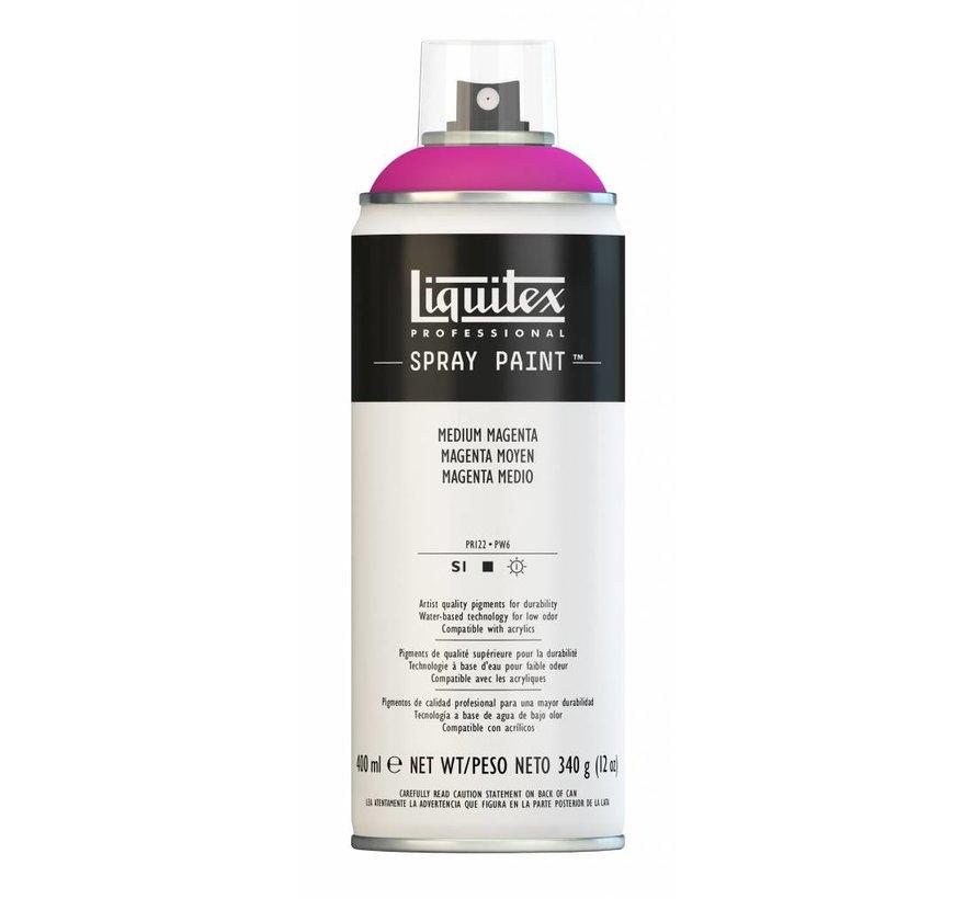 Liquitex acrylverf spuitbus 400ml Medium Magenta