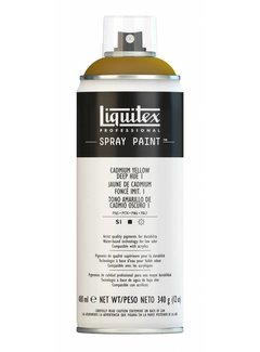 Liquitex Liquitex acrylverf spuitbus 400ml Cadmium Yellow Deep Hue 1