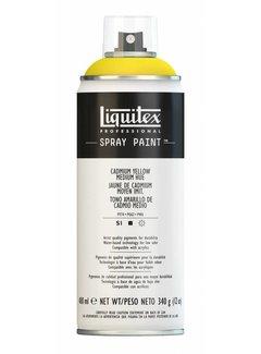 Liquitex Liquitex acrylverf spuitbus 400ml Cadmium Yellow Medium Hue