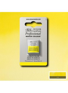Winsor & Newton W&N pro. aquarelverf halve nap Bismuth Yellow S3