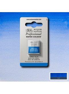Winsor & Newton W&N pro. aquarelverf halve nap Cobalt Blue S4