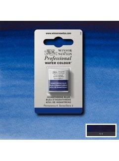 Winsor & Newton W&N pro. aquarelverf halve nap Indanthrene Blue S3