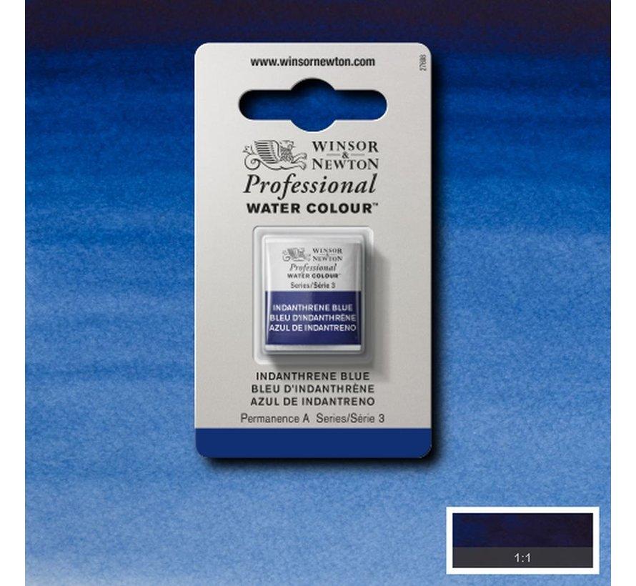 W&N pro. aquarelverf halve nap Indanthrene Blue S3