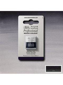 Winsor & Newton W&N pro. aquarelverf halve nap Neutral Tint S1