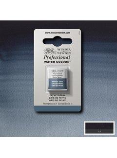 Winsor & Newton W&N pro. aquarelverf halve nap Paynes Gray S1