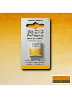 Winsor & Newton W&N pro. aquarelverf halve nap Raw Sienna S1