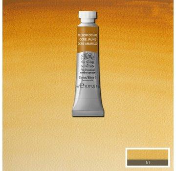 Winsor & Newton W&N pro. aquarelverf tube 5ml Yellow Ochre