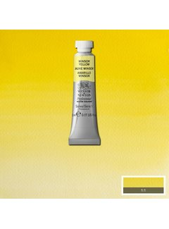 Winsor & Newton W&N pro. aquarelverf tube 5ml Winsor Yellow