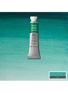 Winsor & Newton W&N pro. aquarelverf tube 5ml Viridian