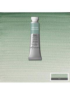 Winsor & Newton W&N pro. aquarelverf tube 5ml Terre Verte