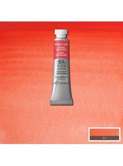 Winsor & Newton W&N pro. aquarelverf tube 5ml Scarlet Lake