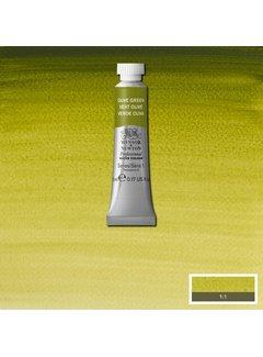 Winsor & Newton W&N pro. aquarelverf tube 5ml Olive Green