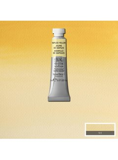 Winsor & Newton W&N pro. aquarelverf tube 5ml Naples Yellow