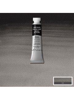 Winsor & Newton W&N pro. aquarelverf tube 5ml Lamp Black